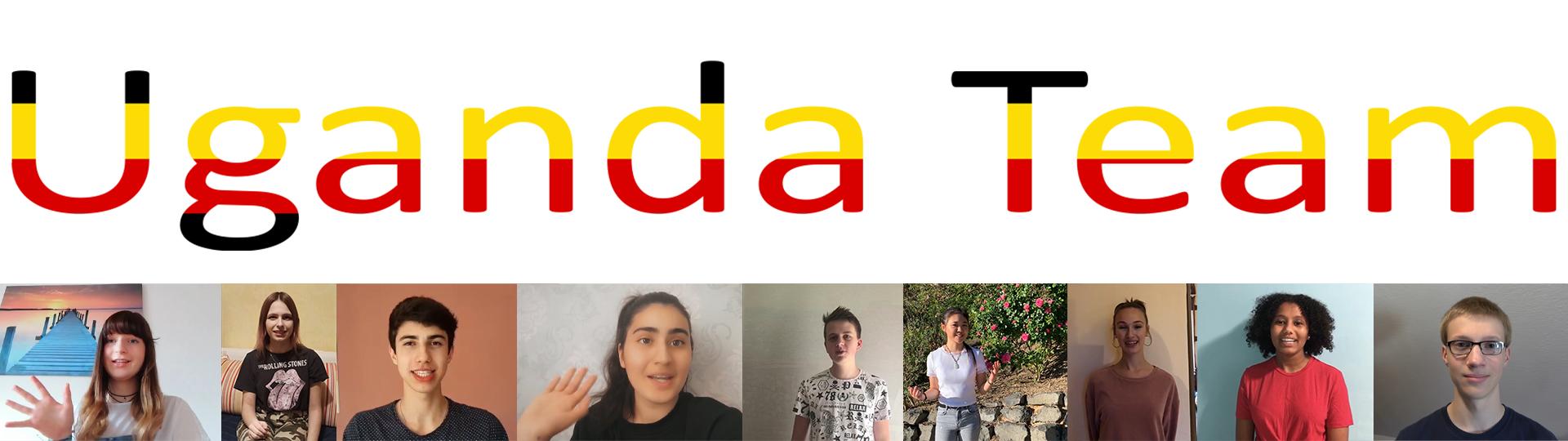 """Uganda Team"" Introduction Video"